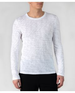 JERSEY LONG SLEEVE CREW NECK