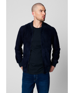 Blank NYC - Suede Bomber Jacket