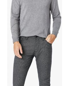 34 Heritage - Courage Pant in Grey Houndstooth