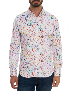 ROSSINGTON SPORT SHIRT- ROBERT GRAHAM