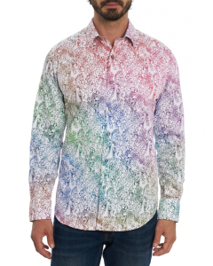 UPSETTERS SPORT SHIRT- ROBERT GRAHAM