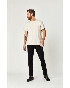 JAKE SLIM LEG IN BLACK WILLIAMSBURG- MAVI