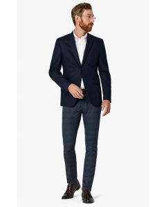 34 Heritage - Courage Pant in Navy Checked